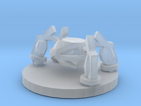 Metagross Pokemon in Smooth Fine Detail Plastic