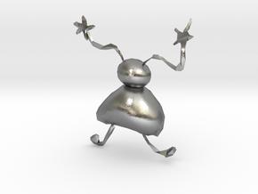 Archipelis Designer Model in Natural Silver