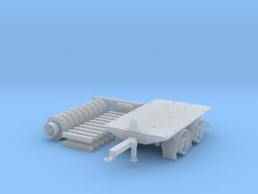 1/87 Ah/2ax/Tan003 in Smooth Fine Detail Plastic