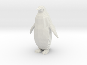 Penguin in White Strong & Flexible