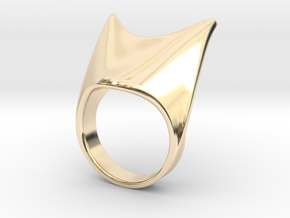 ScaleRING in 14K Yellow Gold
