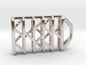 Tritium Lantern 6 (All Materials) in Platinum