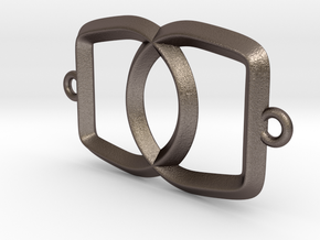 Linked Bottle Opener in Stainless Steel