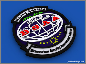 bsaa logo (Scalable) in Full Color Sandstone