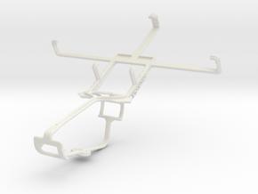 Controller mount for Xbox One & Xiaomi Hongmi in White Natural Versatile Plastic