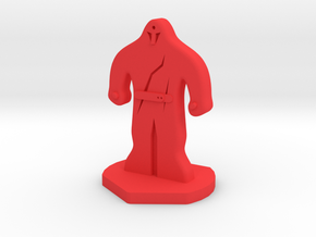 Golem3D in Red Processed Versatile Plastic