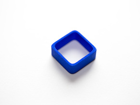 Poly4 Ring in Blue Strong & Flexible Polished: 6 / 51.5