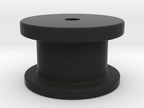 BFP Shock Rubber in Black Natural Versatile Plastic