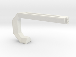 Proton XB-10 Shoulder Stock in White Natural Versatile Plastic