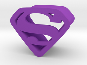Super 16 By Jielt Gregoire in Purple Processed Versatile Plastic