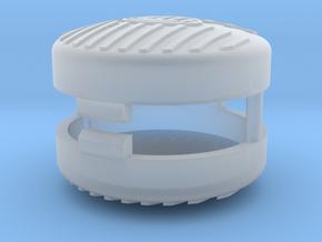 039006-01 Tamiya Willys Wheeler B2 Headlamp Lens in Smooth Fine Detail Plastic