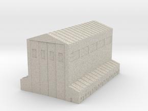 Large MechaBay in Sandstone