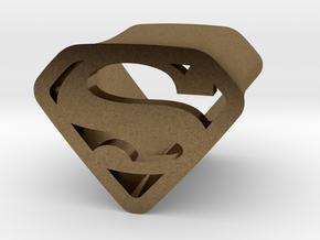 Super 8 By Jielt Gregoire in Natural Bronze