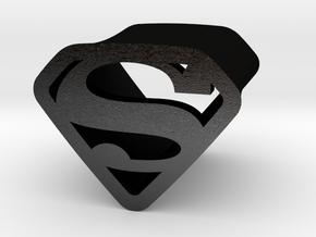 Super 8 By Jielt Gregoire in Matte Black Steel