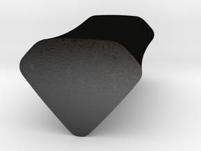 Super 4 By Jielt Gregoire in Matte Black Steel