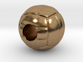 VolleyBall 4U in Natural Brass