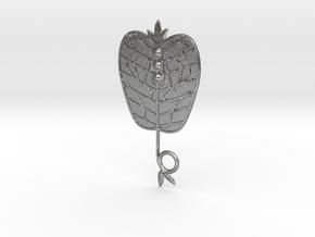 Basyousen in Natural Silver