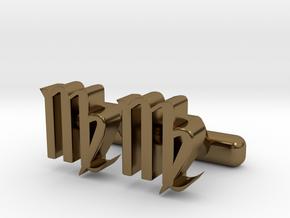Virgo Z in Polished Bronze