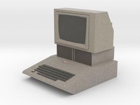 Apple II in Full Color Sandstone