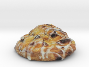 The Rum Raisin Bun in Full Color Sandstone