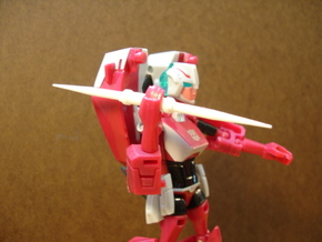 Sunlink - Arcee Javelin in White Natural Versatile Plastic