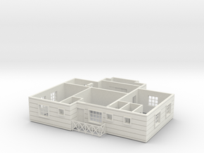 first floor plan _50 in White Natural Versatile Plastic