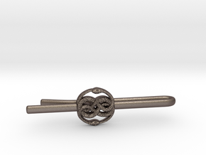 THE NEVERENDING STORY: AURYN TIE-CLIP in Stainless Steel
