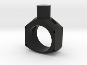 Spitfire Lower Control Column casing in Black Natural Versatile Plastic