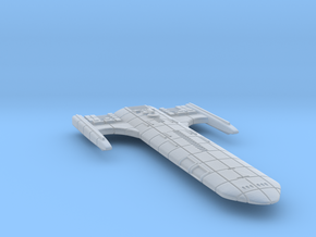 Terran (TFN) Battle Cruiser in Smooth Fine Detail Plastic