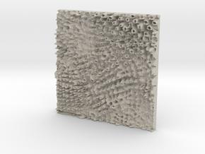 étonné  in Natural Sandstone