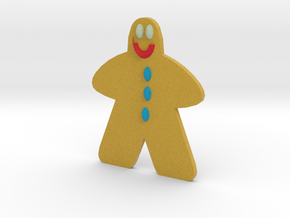 Ginger Bread Man in Full Color Sandstone
