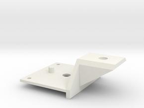 EOS M Rig in White Natural Versatile Plastic