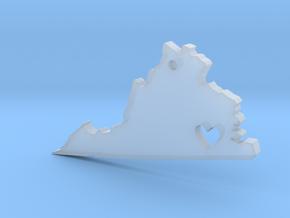 I love Virginia Pendant in Smooth Fine Detail Plastic