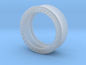 VORTEX10-28mm in Smooth Fine Detail Plastic