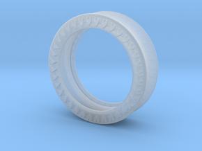 VORTEX10-35mm in Smooth Fine Detail Plastic