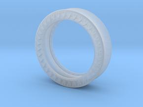 VORTEX10-39mm in Smooth Fine Detail Plastic
