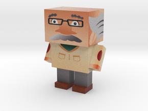 Cube Oldee in Full Color Sandstone