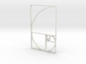 Aureo Linea / AL01 in White Natural Versatile Plastic