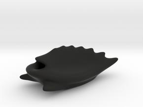 Vela in Black Natural Versatile Plastic