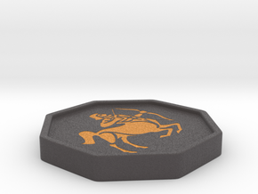 Sagittarius horoscope in Full Color Sandstone