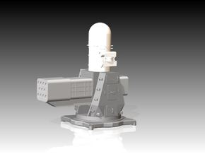 SeaRAM x 1 - 1/144 in Smooth Fine Detail Plastic