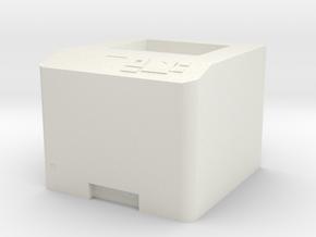 HTLA Printer (.10) in White Natural Versatile Plastic