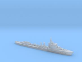 Burza (Wicher class) 1/1800 in Smooth Fine Detail Plastic