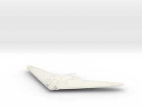 1:144 Horten Ho 229 in White Natural Versatile Plastic