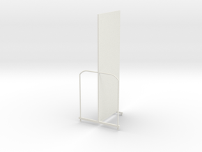 HTLA Divider 10% in White Natural Versatile Plastic