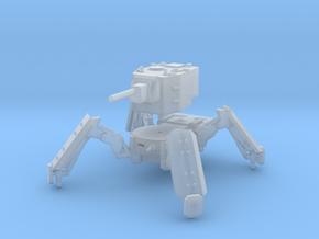 1/100 KV-2 spider tank in Smooth Fine Detail Plastic