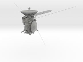 Cassini Solstices spacecraft in Metallic Plastic