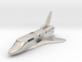 Space Shuttle spacecraft in Platinum