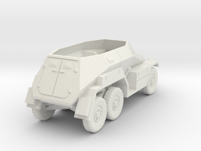 1/56 (28mm) SdKfz 247 ausf A in White Strong & Flexible