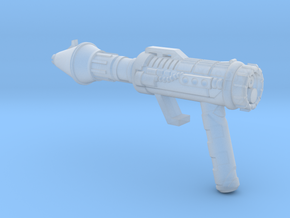 Fall of Grayskull Blasterpistol in Smooth Fine Detail Plastic